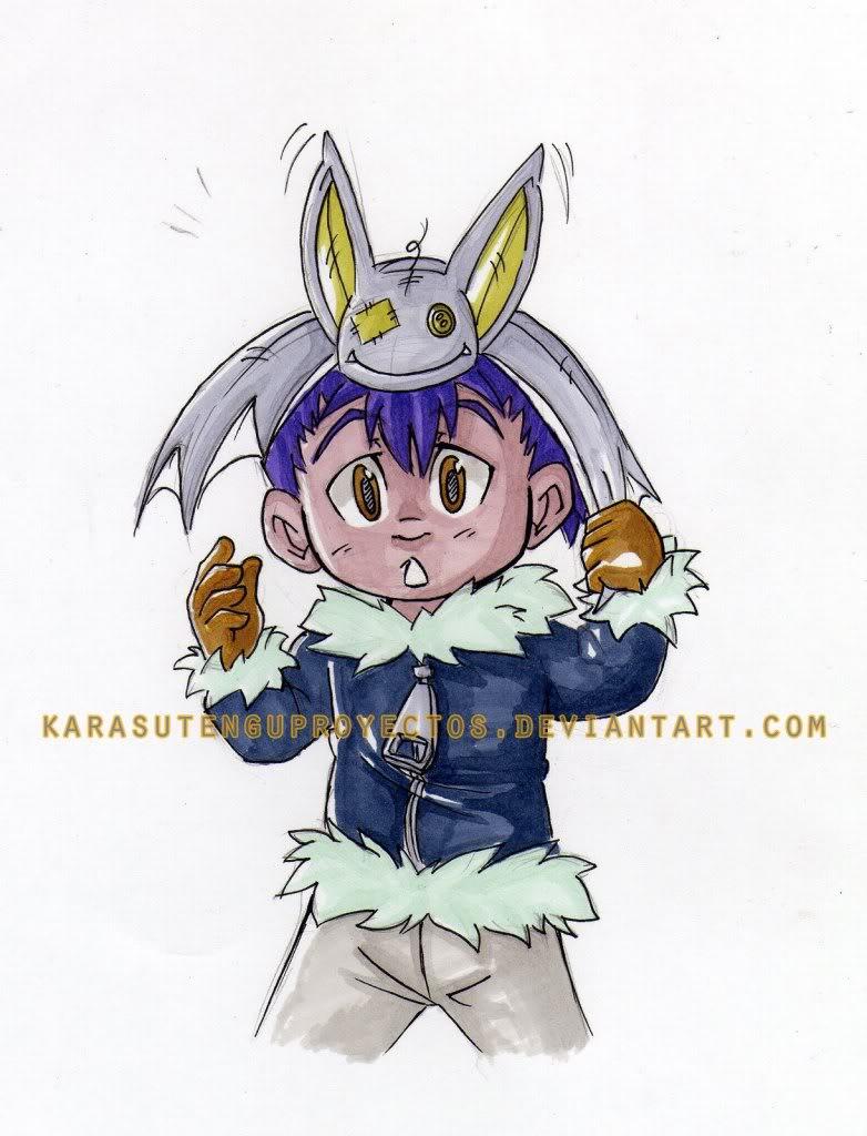 Karasu Tengu Galería [Actualizado 30-06-12] ¡New! - Página 2 ROHANDEVIANT