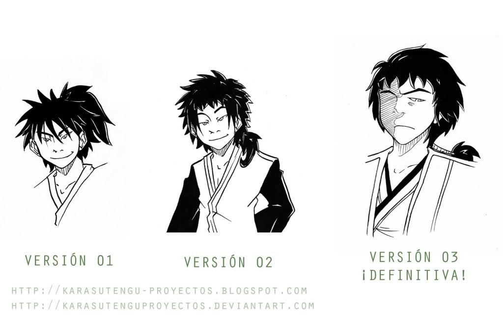 Karasu Tengu Galería [Actualizado 30-06-12] ¡New! - Página 2 VERSIONES