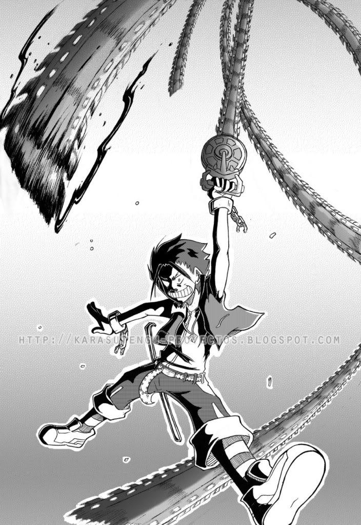 Karasu Tengu Galería [Actualizado 30-06-12] ¡New! - Página 2 Chainsaw_by_karasutenguproyectos