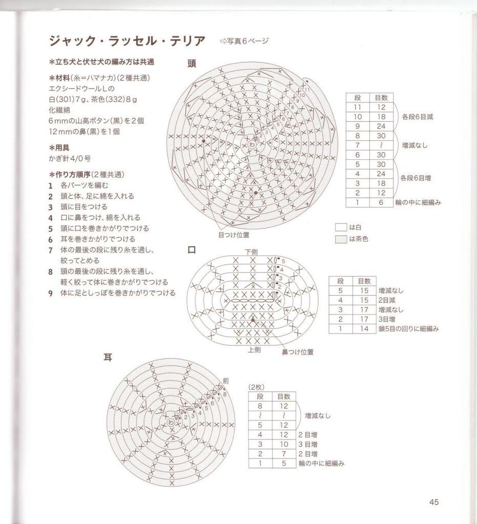Cách móc vòng hình bầu dục 045