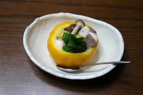Osechi-ryori: Bữa ăn mừng năm mới truyền thống của Nhật Bản Osechi_steamed_yuzu_6