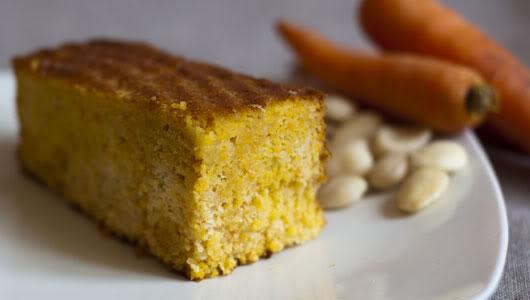 [Ý - Italian][Recipe] Torta di carote - Bánh cà rốt Carrot-cake