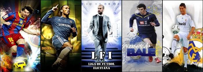 Liga De Fútbol ilicitana