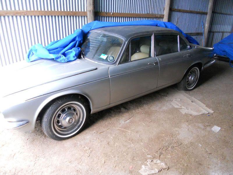 Factory Prototype DaimlerDoubleSixChassis1