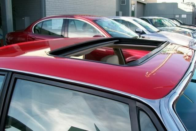 Headlining for XJS with Sunroof? XJ-SSunroof