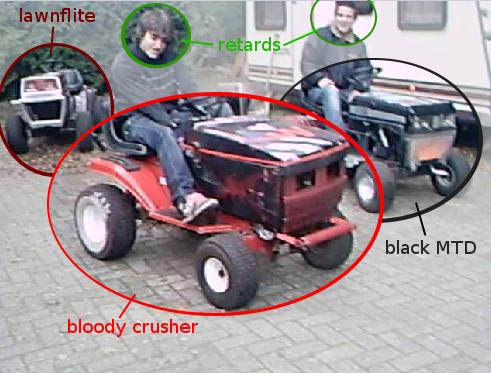 bloody crusher V2.0 Bc