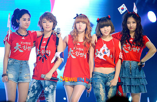 [PERF][17.06.10] 4Minute Wins @ M!Countdown (updated #4) 2010062112020810021