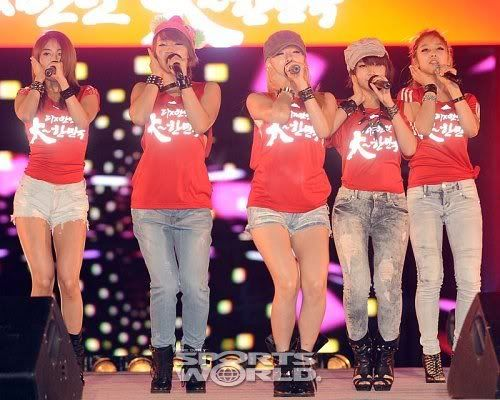 [PERF][22.06.10] Concert to cheer on Korea against Nigeria at 2010 World Cup 20100623000027_0