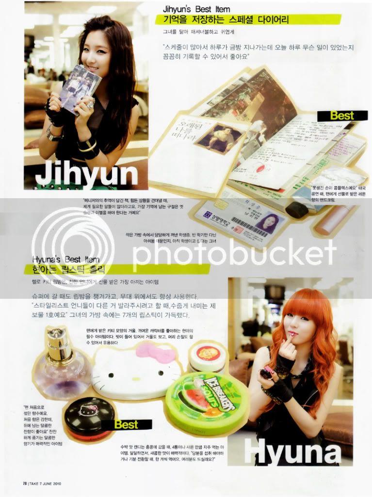 [OTHER] Inkigayo Magazine 38694729