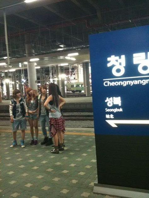[OTHER][24.06.10] Recording for MTV 4minute's friend day part 2 4mday-
