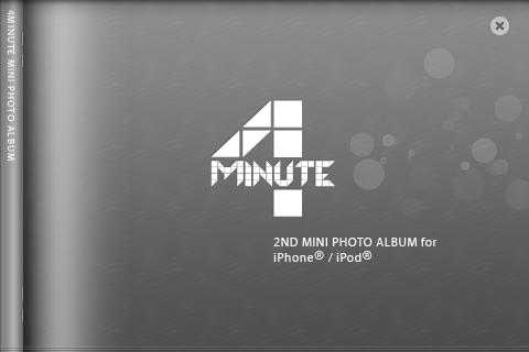 [CAPS] 4Minute HUH iPhone app IMG_0754