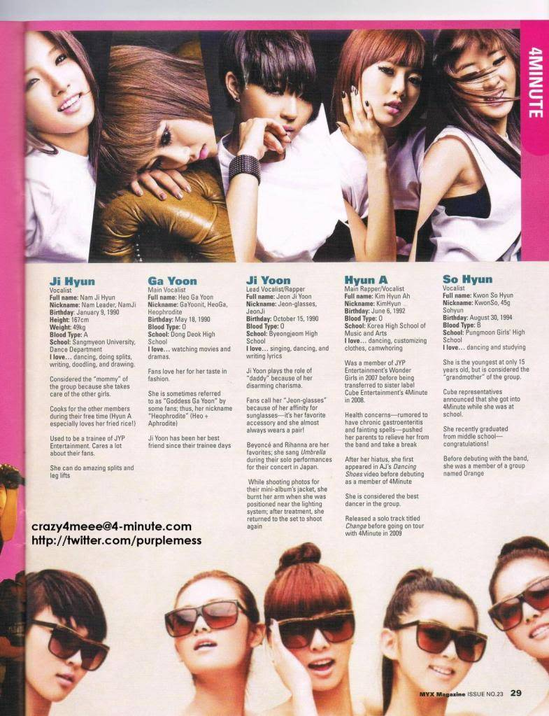 [SCANS] Myx PH Magazine KPop Edition B6bshw