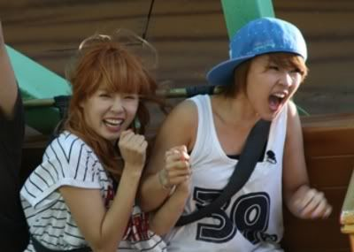 [OTHER][20.06.10] Recording for MTV 4minute's friend day part 2 Dream