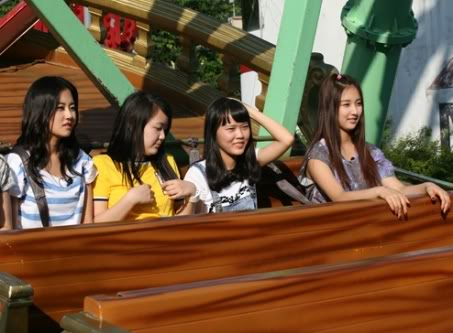 [OTHER][20.06.10] Recording for MTV 4minute's friend day part 2 Fun6