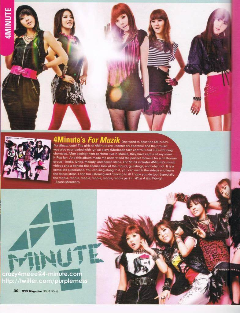 [SCANS] Myx PH Magazine KPop Edition Xvc4n
