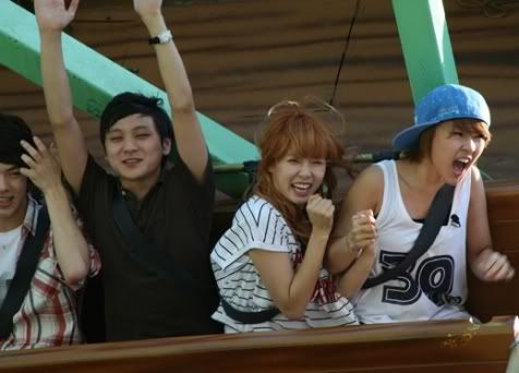 [OTHER][20.06.10] Recording for MTV 4minute's friend day part 2 Yessss