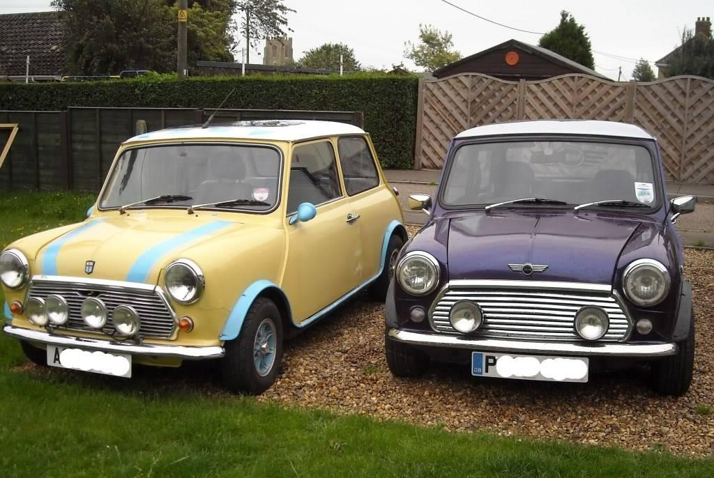 2 mini family Minis