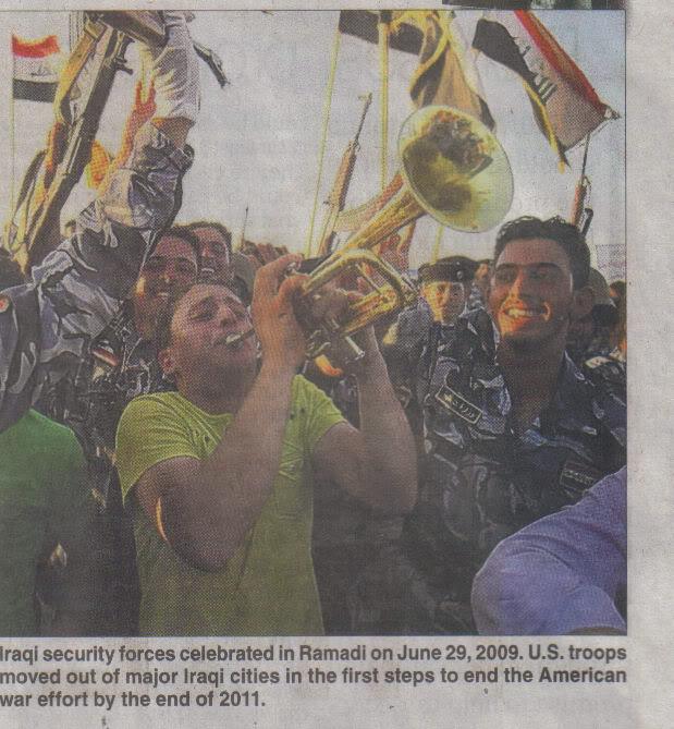 Iraqi Security Forces Uniform Photo Iraq