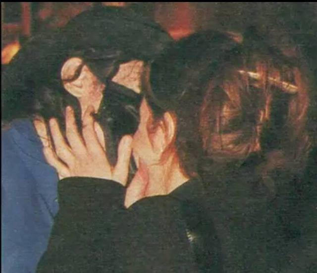 Michael Jackson  Lisa Marie Presley Pictures, Images and Photos