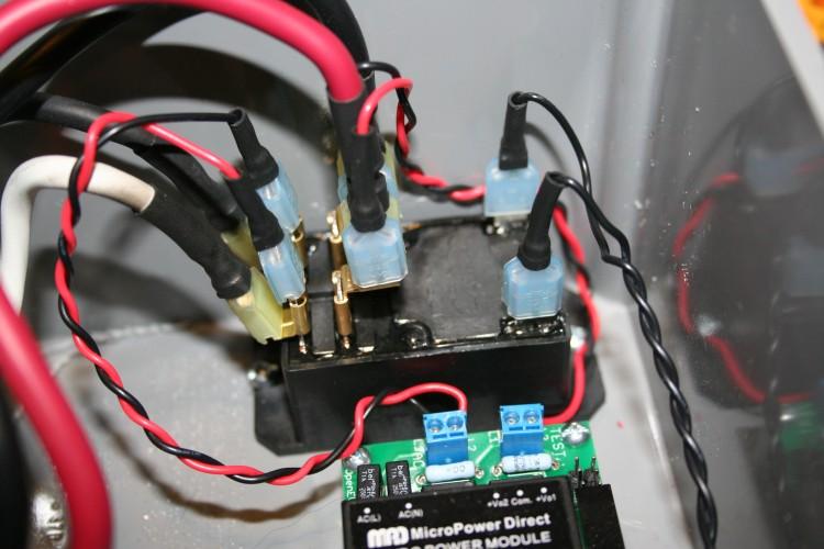 [open-evse] Borne de recharge portative 8A à 16A (1.8kW à 3.7kW) Relay2