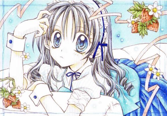Koko Hideki ~ LargeAnimePaperscans_Full-Moon-Wo-S