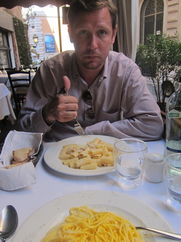 My Italian Honeymoon Pipe tour, Crazy picture heavy! Pasta_zpsotcuyk8f
