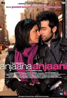 حصريا: الفيلم الرومانسي لبريانكا شوبرا و رانبير Anjaana Anjaani نسخة مضغوطة لدفيدي أصلي مترجم Anjaanaanjaani2010