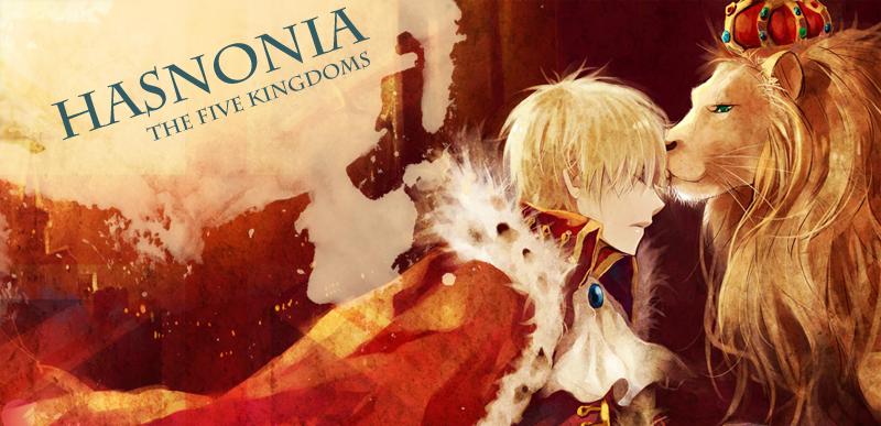 Hasnonia: The Five Kingdoms