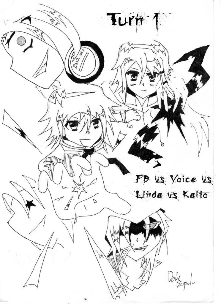 [นอกรอบ]PD vs kaito vs ลินดา vs voice Battle Royal(1/1/1/1) Img040