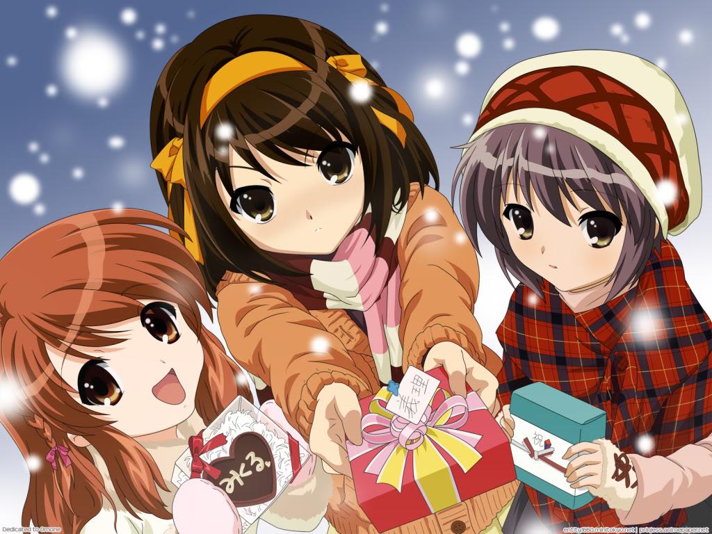 Feliz Navidad en Supremo no Fansub