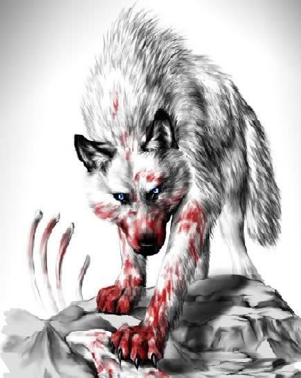 Anya Wilder White-wolf