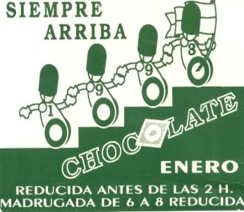 Chocolate in Session Recopilatorio 1995-2007 [8/12 + bonus] ChocolateSiempreArriba