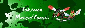 Pokémon Manga/Comics