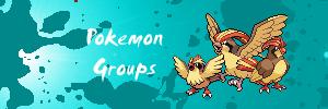 Pokemon Groups