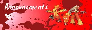 Announcments
