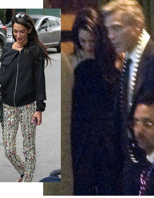 You think George, bringing Amal at the White House, he has behaved properly or may have embarrassed Obama? Paps_zpsc30008d7
