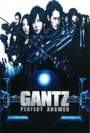 pelicula GantZû II Parte Gantz2_poster
