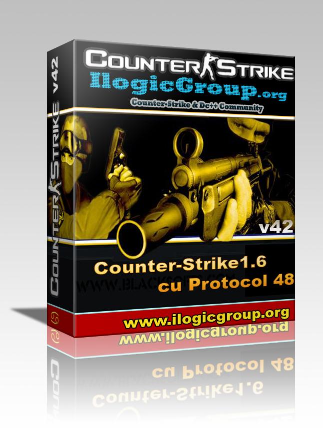 Counter-Strike1.6 v42 (full kit)   3dbox2