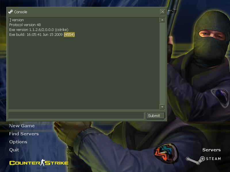 Counter-Strike1.6 v42 (full kit)   Screen1