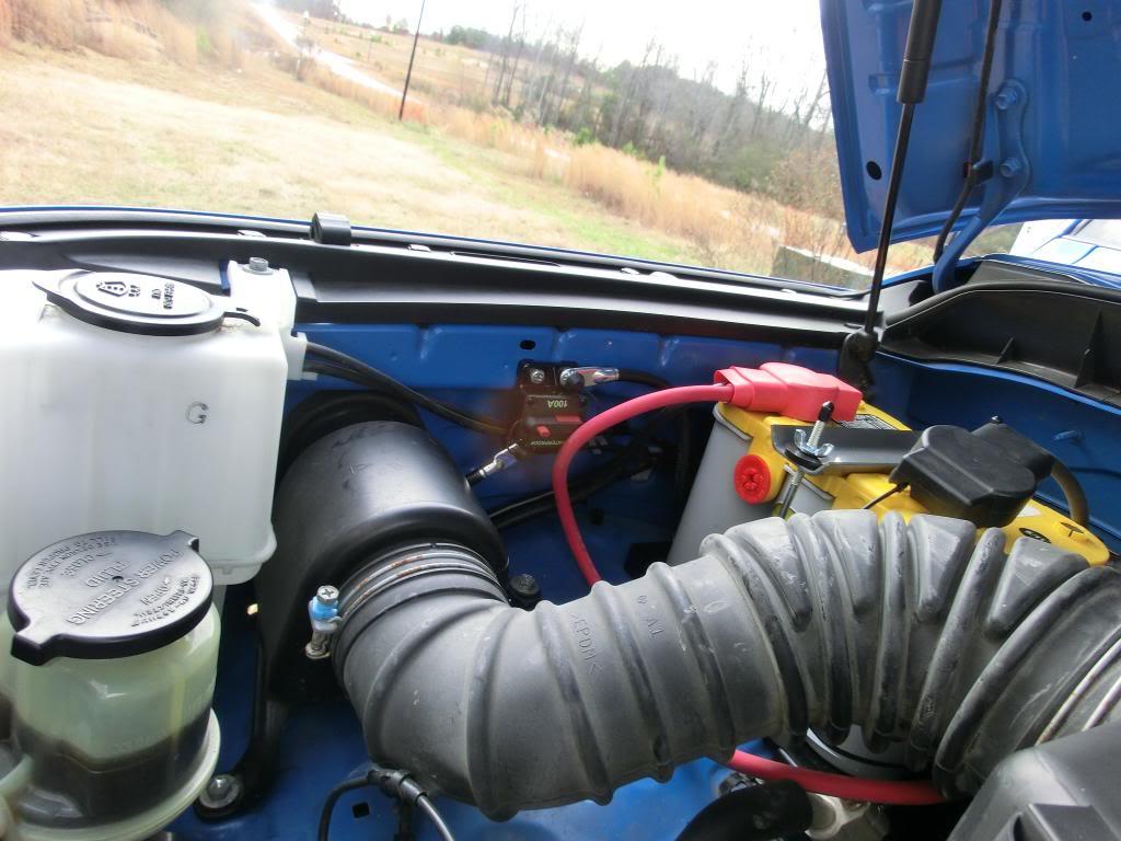 Blue Sea Fuse Box Install CIMG0747