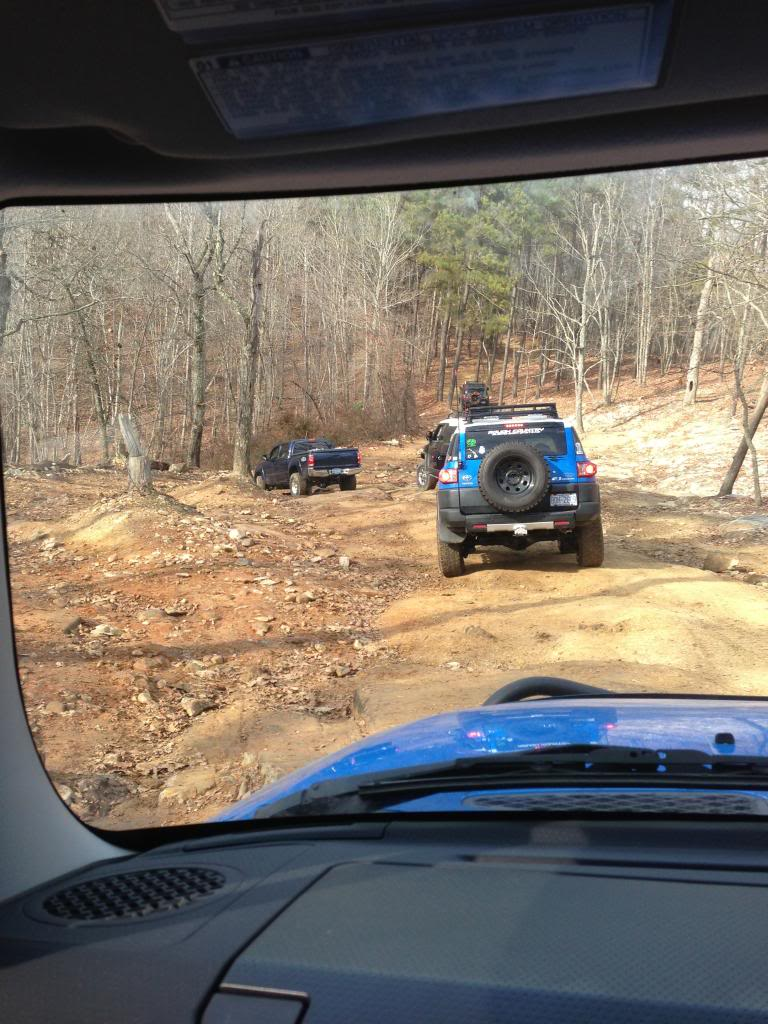 Pictures and Videos from Uwharrie Trail Ride 8DEC12 IMG_0558