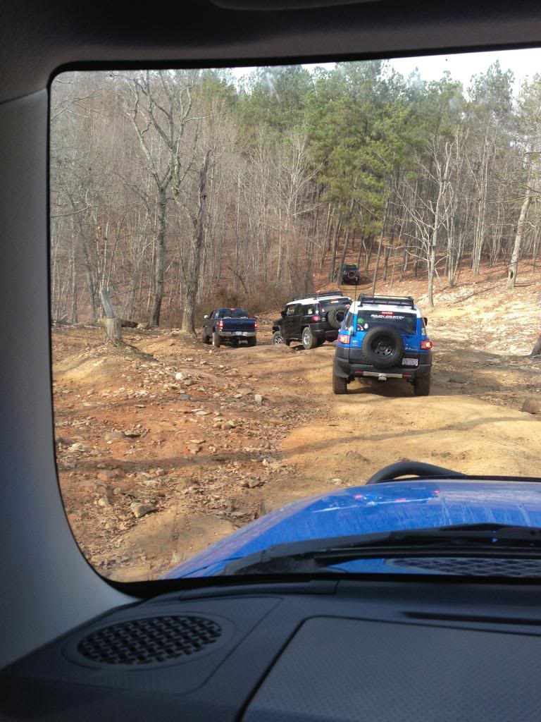 Pictures and Videos from Uwharrie Trail Ride 8DEC12 IMG_0559