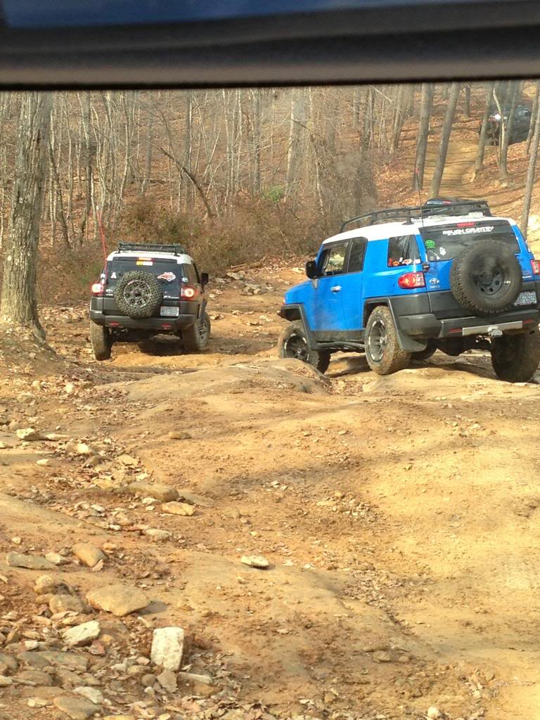Pictures and Videos from Uwharrie Trail Ride 8DEC12 IMG_0561