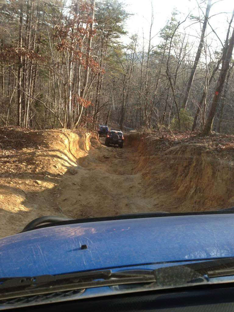 Pictures and Videos from Uwharrie Trail Ride 8DEC12 IMG_0564