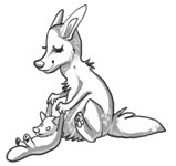 Crybaby/Lotus Toonplushplay