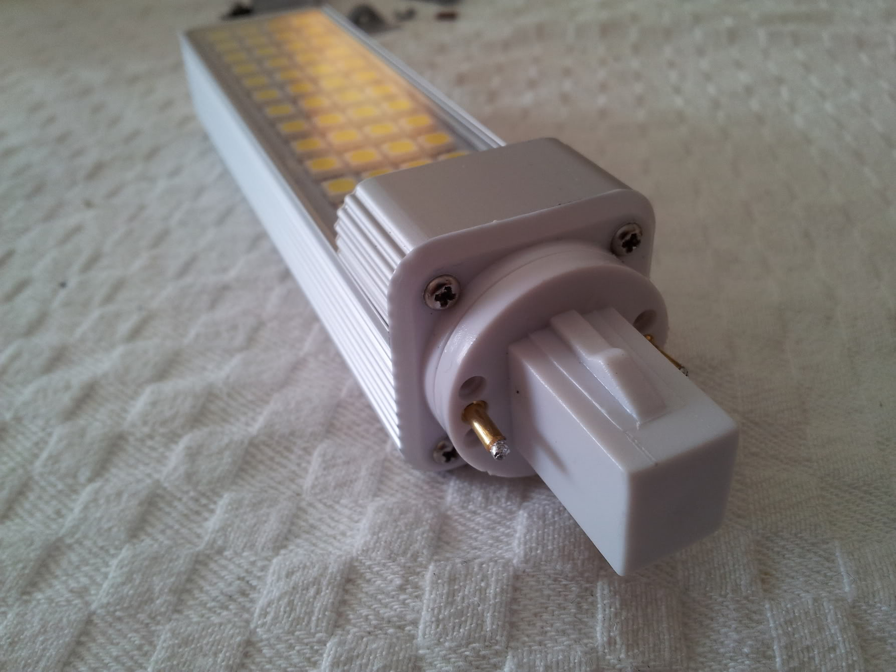 Adaptation Ampoule LED 11W pour nano 2012-03-03143145