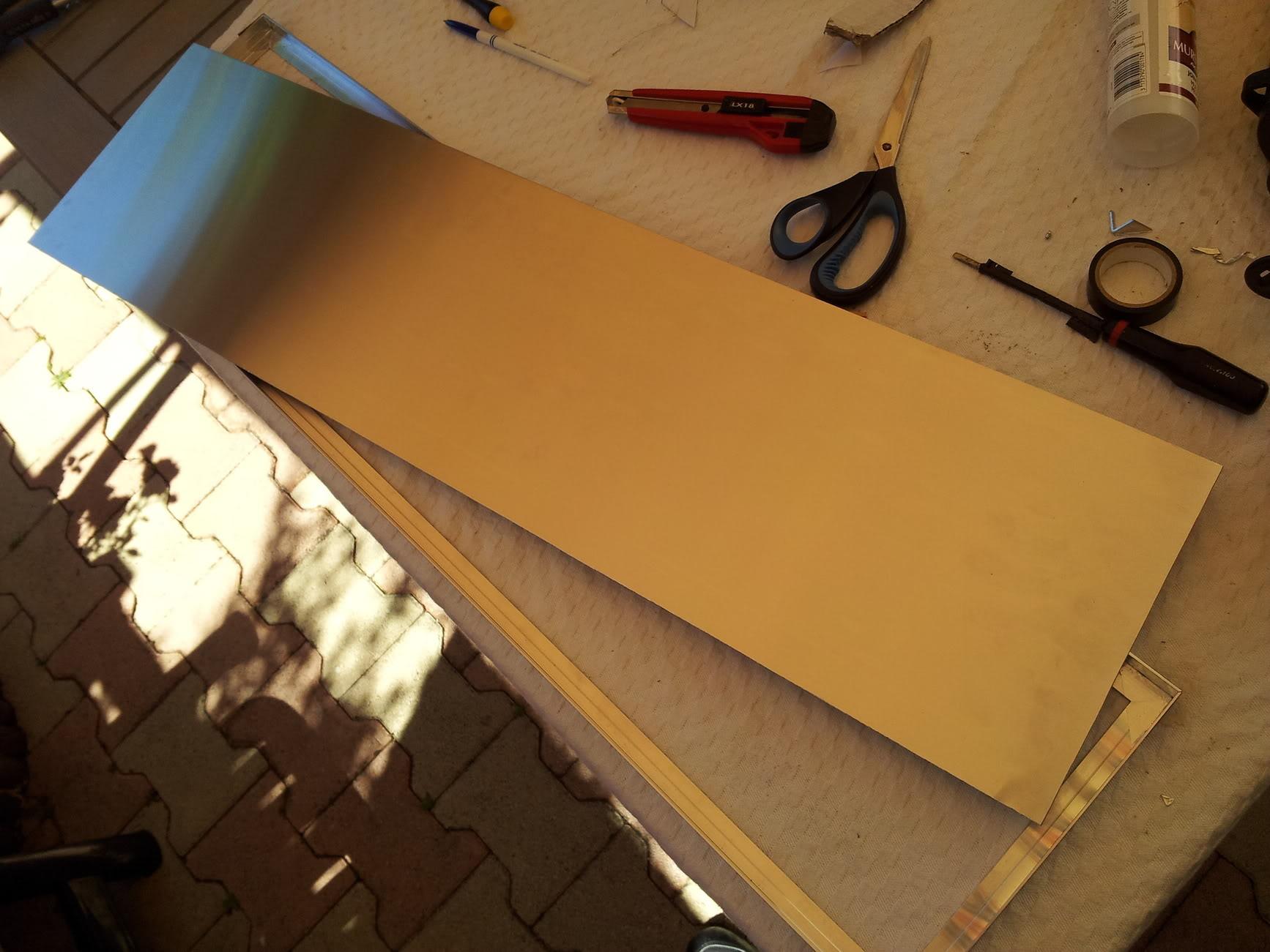 Fabrication galerie LED pour Juwel rio 125 (80cmx20cmx1.8cm) 20120713_113648
