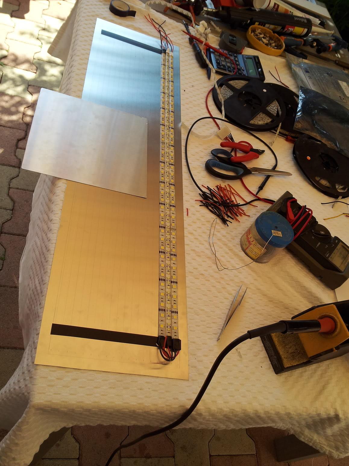 Fabrication galerie LED pour Juwel rio 125 (80cmx20cmx1.8cm) 20120713_161750