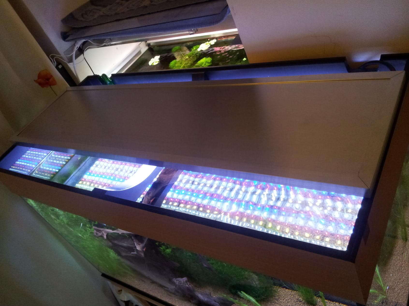 Fabrication galerie LED pour Juwel rio 125 (80cmx20cmx1.8cm) 20120715_205655