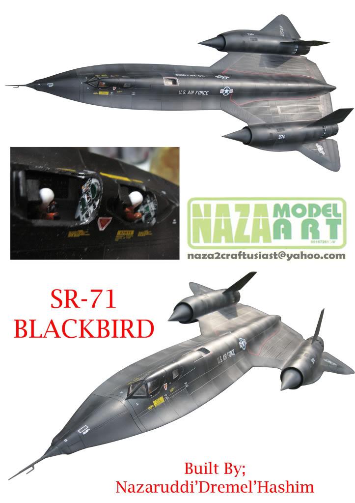 GALERI NAZA MODEL ART SR-712